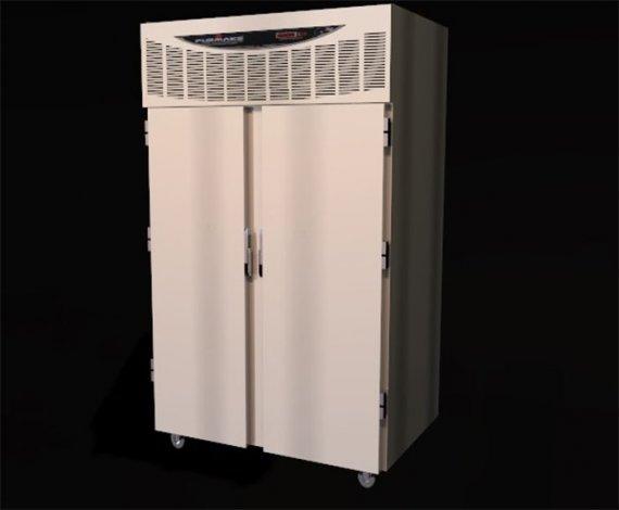 Çift Kapılı Dik Buzdolabı