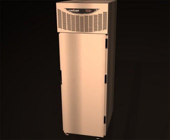 Tek Kapılı Dik Buzdolabı