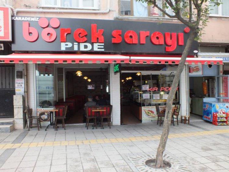 BÖREK SARAYI - ESENLER