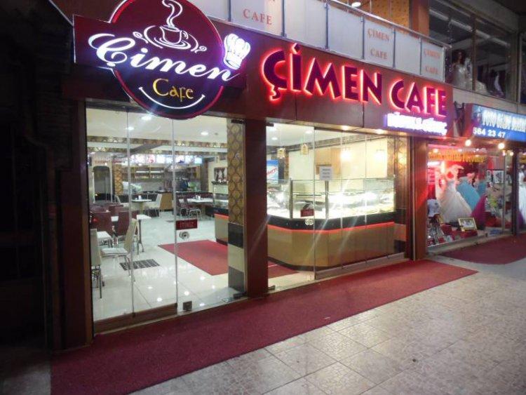 ÇİMEN CAFE-G.OSMANPAŞA