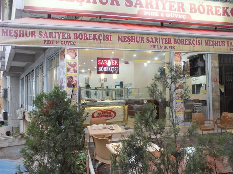 MEŞHUR SARIYER BÖREK - YILDIRIM MAHALLESİ